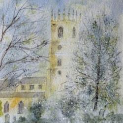 Winter, Sturton le Steeple