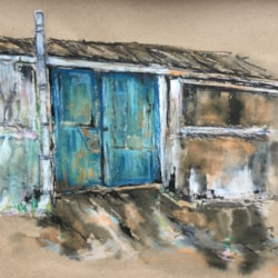 Blue Doors ( old army hostel- project)