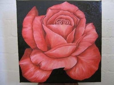 Red Rose - Re-worked