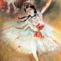 Impression of Degas - The Star