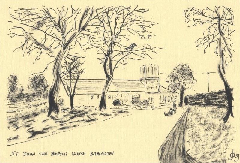 Barlaston Church