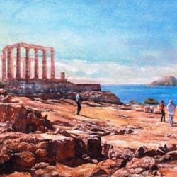 Temple of Poseidon - part two