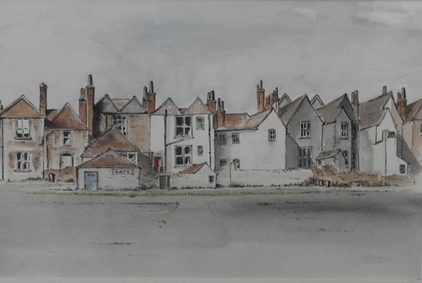 Back of the High Street