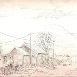 Broads Hut at Potter Heigham