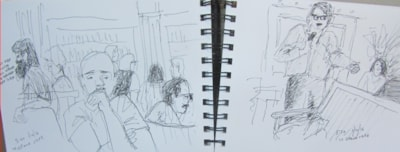 Urban Sketching 1st Oct and again