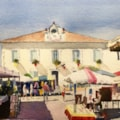 The Mairie and the Market
