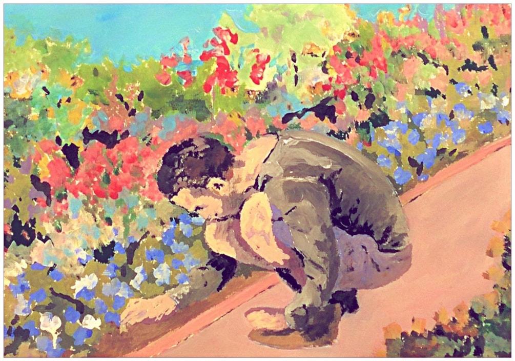 'The planter'