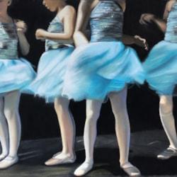 Twirling tutus