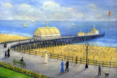 Brighton Pier 1900