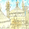 Brighton Pavilion - one-liner