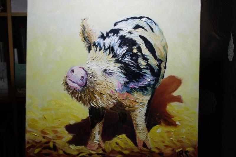 Wet Pig