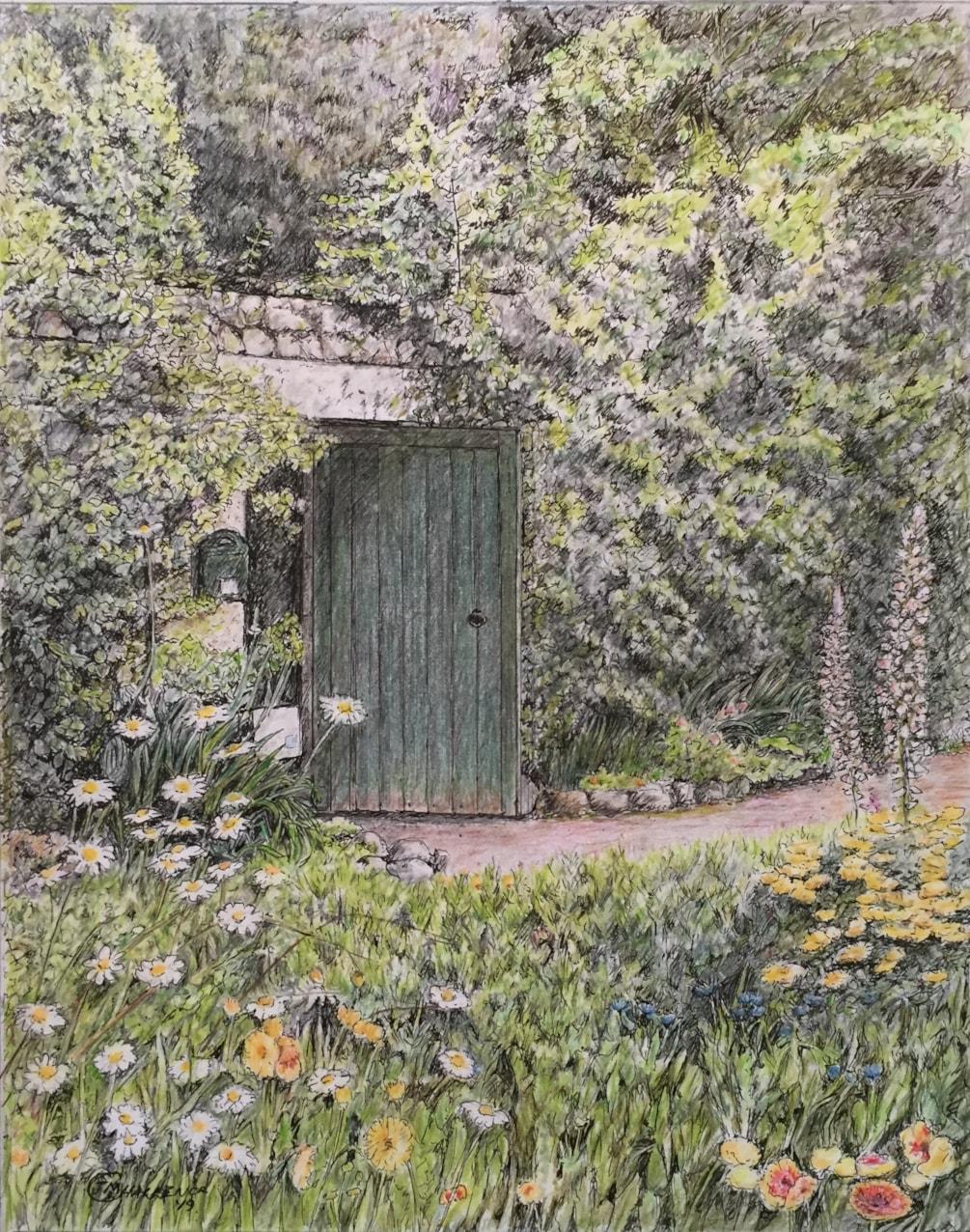 Walled Garden Saumarez  (Revisited)