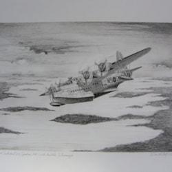Shorts Sunderland - U Boat patrol.