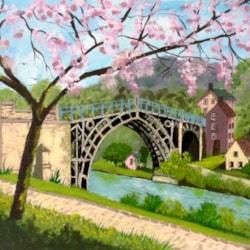 The Iron Bridge Telford