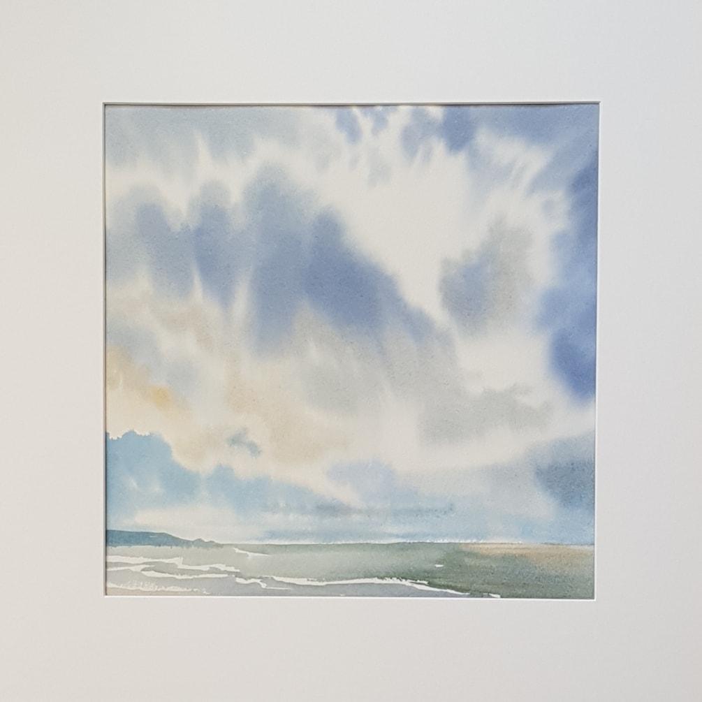 Sky, Sea and Coast