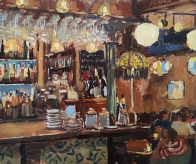 Reflections at the Bar