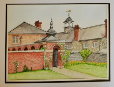 Antony House, Torpoint, Cornwall.