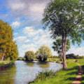 River Thames at Sonning, Berkshire