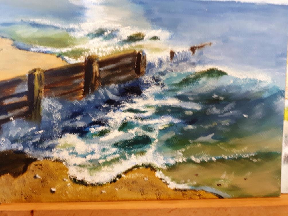 Felixstowe tide