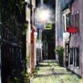 Nocturne: Old Zurich