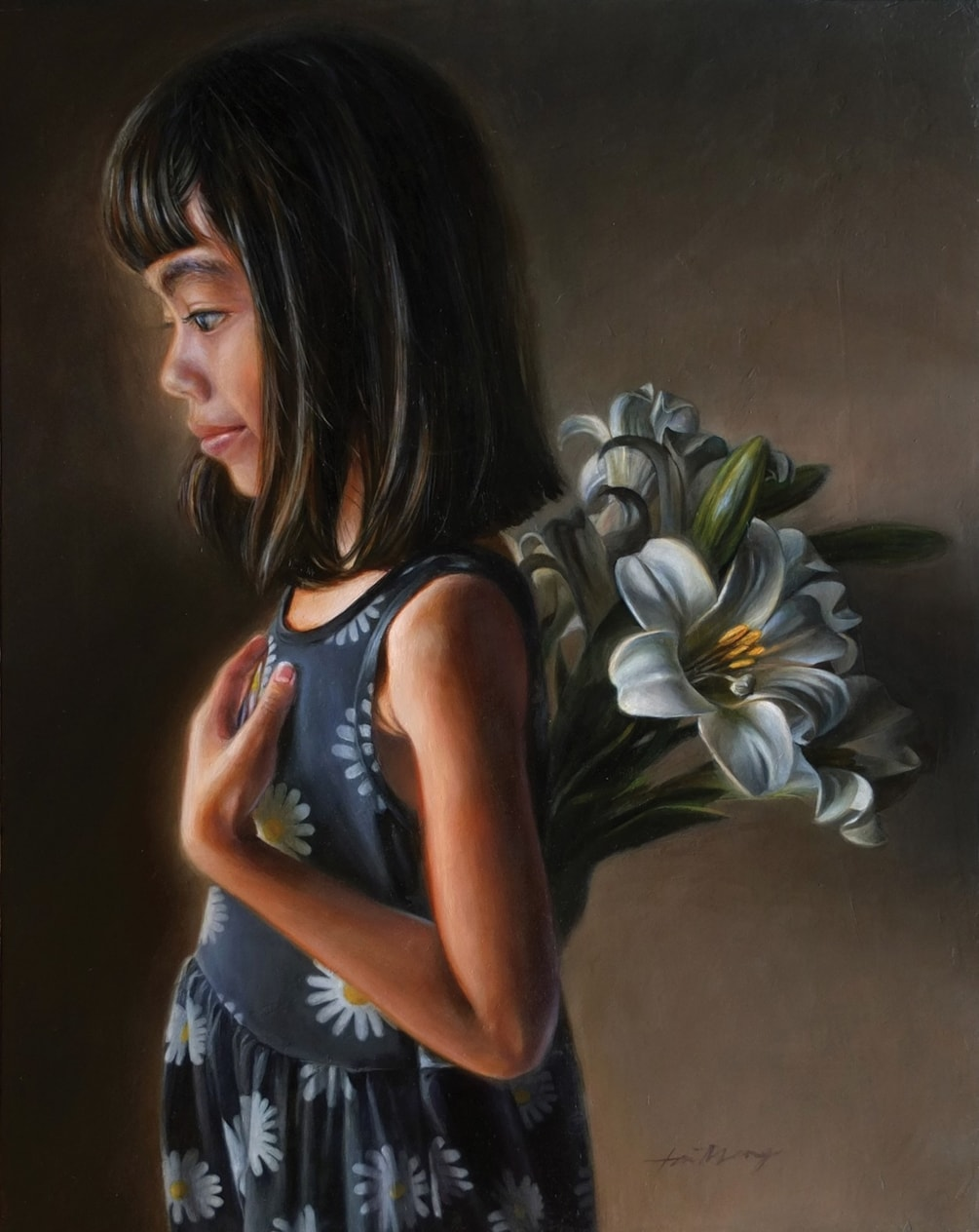 Daisies and Lilies