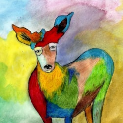 Fantasy - Oh deer