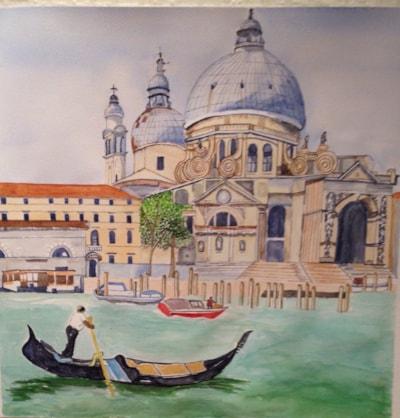 Santa Maria Della Salute-Venice
