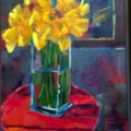 ' First Daffodils of Spring'