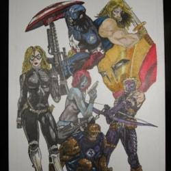 My Marvel Squad
