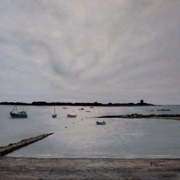 Ladies Bay.Guernsey