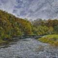 River Wye near Tintern