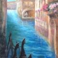 Venice, collage