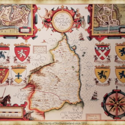 Northumberland 1610