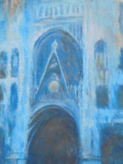 Cathedral (extract - after Monet)