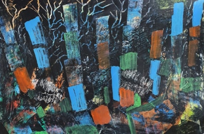 abstract april 8