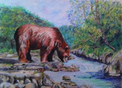 Bear Shopping (Eye To Eye)