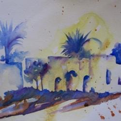 Howard Carter's house, Luxor