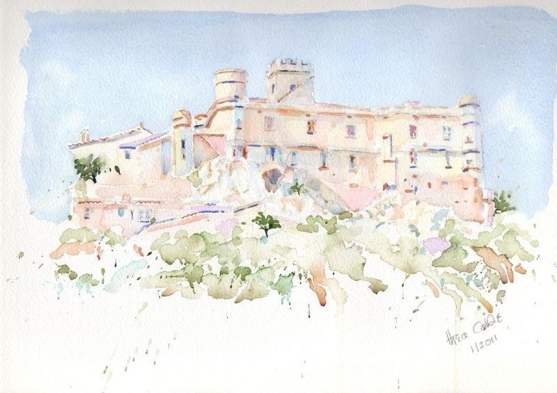 Chateau de la Barroux
