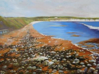 Pebbles, North Bay