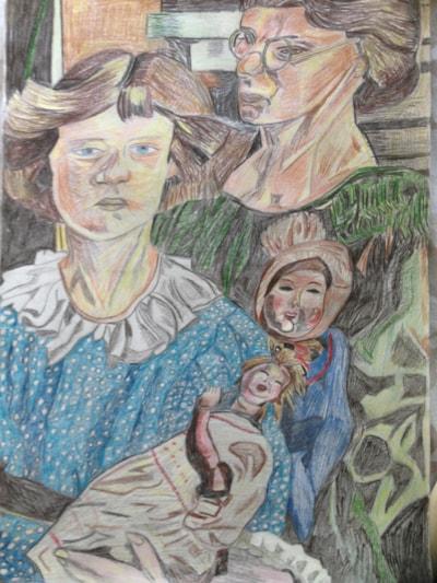 Hilda, Unity and Dolls