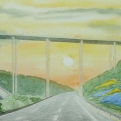 Bridge near Wuppertal 2