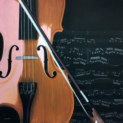 Lisa's violin