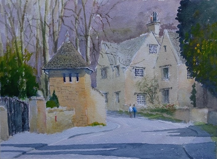 A Cotswolds village - Broadway