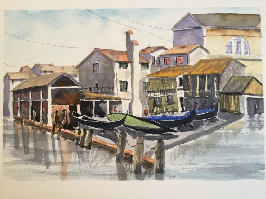 Venice Boat Builders