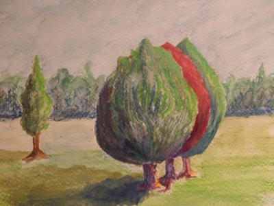 Tree cliquiness...