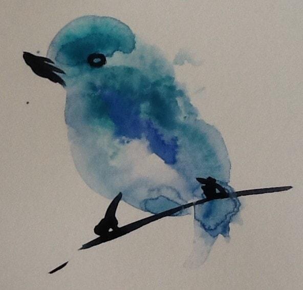 Blue Bird - John's challenge
