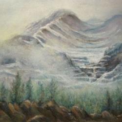 Misty Rockies