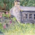Railway hut, Derbyshire