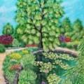Lily Pond RHS Garden Harlow Carr - Harrogate