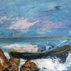 anchored boat v2
